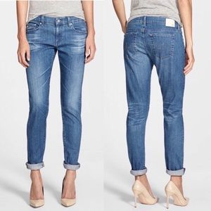 AG | The Nikki Relaxed Skinny Jeans